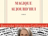 The cover to Magique aujourd'hui by Isabelle Jarry