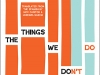 The Things We Don't Do by Andrés Neuman