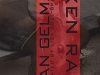 The cover to Oxen Rage by Juan Gelman