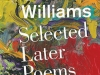 The cover to Selected Later Poems by C. K. Williams