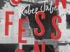 The cover to Confessions by Rabee Jaber