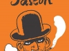 The cover to Pascin by Joann Sfar
