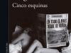 The cover to Cinco esquinas by Mario Vargas Llosa