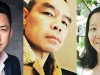 Viet Thanh Nguyen, Andrew Lam, and Aimee Phan, respectively