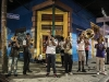 Frenchmen Street Brass Band. Photo: David Joshua Jennings