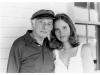 Stanley Kunitz and Carolyn Forché.