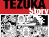 The cover to The Osamu Tezuka Story: A Life in Manga and Anime by Toshio Ban & Tezuka Productions