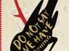 The cover to Do Not Say We Have Nothing by Madeleine Thien