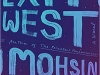 The cover to Exit West by Mohsin Hamid