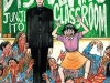 The cover to Dissolving Classroom by Junji Ito