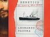 The cover to Heretics by Leonardo Padura
