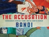 The cover to The Accusation: Forbidden Stories from Inside North Korea by Bandi