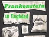 The cover to Frankenstein in Baghdad by Ahmed Saadawi