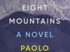 The cover to The Eight Mountains by Paolo Cognetti