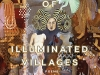 Cover to Registers of lluminated Villages by Tarfia Faizullah