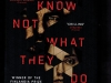 The cover to They Know Not What They Do by Jussi Valtonen