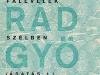The cover to Falevelek szélben (Ásatás I) by György Konrád