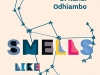 The cover to Smells Like Stars by D. Nandi Odhiambo