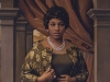 A painting of opera singer Leontyne Price