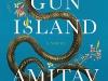 The cover to Gun Island by Amitav Ghosh