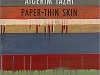 The cover to Paper-Thin Skin by Aigerim Tazhi