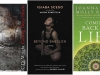 The covers from three of the Editors' Picks featured in the issue