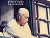 The cover to Sheikh Mohammad Abdullah's Reflections on Kashmir by Nyla Ali Khan