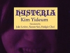 The cover to Hysteria by Kim Yideum