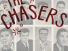 The cover to The Chasers by Renato Rosaldo