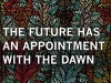 The cover to The Future Has an Appointment with the Dawn by Tanella Boni