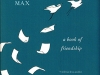 The cover to Letters from Max: A Book of Friendship by Sarah Ruhl & Max Ritvo