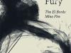 The cover to A Silent Fury: The El Bordo Mine Fire by Yuri Herrera