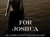 The cover to For Joshua: An Ojibwe Father Teaches His Son by Richard Wagamese