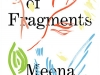 The cover to In Praise of Fragments by Meena Alexander
