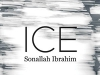 The cover to Ice by Sonallah Ibrahim
