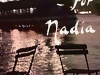 The cover to Serenade for Nadia by Zülfü Livaneli