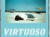 The cover to Virtuoso by Yelena Moskovich