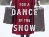 The cover to Dressed for a Dance in the Snow: Women's Voices from the Gulag by Monika Zgustova