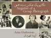 The cover to Negative of a Group Photograph by Azita Ghahreman