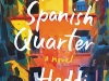 The cover to Lost in the Spanish Quarter by Heddi Goodrich
