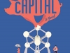 The cover to The Capital by Robert Menasse