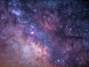 A colorful photograph of deep space