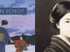The cover to Misuzu Kaneko's Are You an Echo with a photo of the author