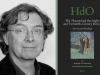 A photo of Richard van Leeuwen juxtaposed with the cover to his book HdO