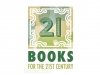 A stylized logo that reads 21 Books of the 21st Century