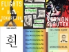 A collage of the 2018 Man Booker International Prize short-list nominees