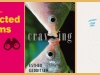 The covers to the three titles discussed below juxtaposed over a butterscotch background