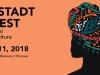 Neustadt Lit Fest International Books & Culture. October 9 through 11, 2018. The University of Oklahoma, Norman.