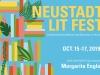 Neustadt Lit Fest: Celebrating Excellence and Diversity in YA Lit. October 15 through 17 2019 with 2019 NSK Prize Winner Margarita Engle