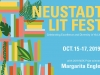 Neustadt Lit Fest: Celebrating Excellence and Diversity in YA Lit. October 15 through 17 2019 with 2019 NSK Prize Winner Margarita Engle